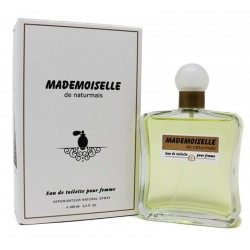 Mademoiselle de Naturmais Eau de Toilette Spray de 100 ml
