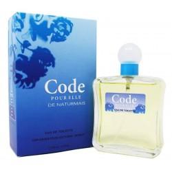 Code Pour Elle de Naturmais Eau De Toilette Spray 100 ML