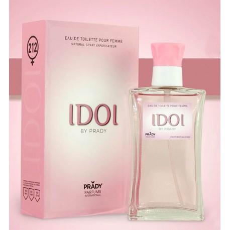 Idoi Pour Femme Eau De Toilette Spray 100 ML