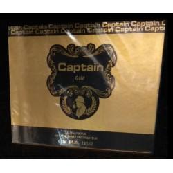 Captain Gold Pour Homme Eau de Toilette spray 75 ML