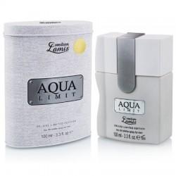 Aqua Limit Deluxe - Eau de Toilette Spray pour Homme 100 ml
