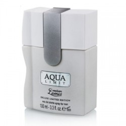 Aqua Limit Deluxe - Eau de Toilette Spray pour Homme 100 ml