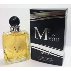 Me & You For man Eau De Parfum 100 ML - Close 2