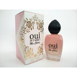 Oui Je T´aime! Ma Chérie for Women Eau de Parfum Spray 100 ML Linn Young