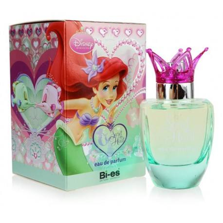 Bi-es Disney Princess Secret Heart Eau de Parfum para Mujer 50 ml - Bi-Es
