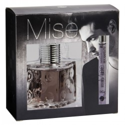 Mise for Men Eau de Toilette Spray EDT 100ml + 10ml Mise
