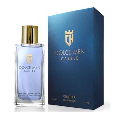 Chatler Dolce Men Castle Eau de Parfum para Hombre 100 ml