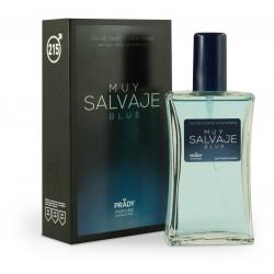 Muy Salvaje Blue Pour Homme Eau De Toilette Spray 100 ML
