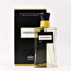 Chanemar Femme Eau De Toilette Spray 100 ML