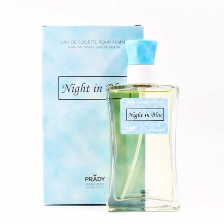 Night In Blue Femme Eau De Toilette Spray 100 ML