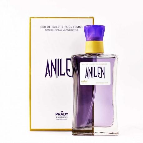 Anilen Femme Eau De Toilette Spray 100 ML