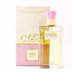Love Cleot Femme Eau De Toilette Spray 100 ML