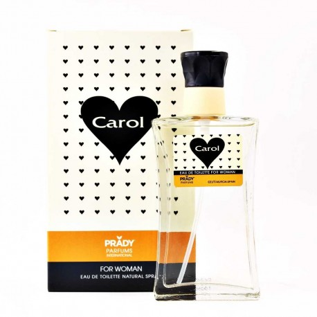 Carol Woman Eau De Toilette Spray 100 ML
