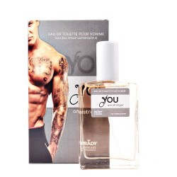 You Are Stronger Homme Eau De Toilette Spray 100 ML