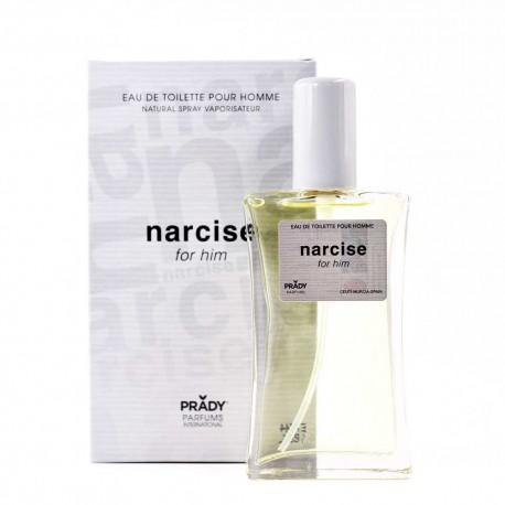 Narcise For Him Eau De Toilette Spray 100 ML