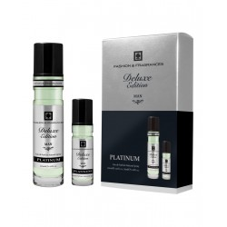 Set Fashion & Fragrances Man EDITION DELUXE PLATIMUN Spray 125 ML Edp Spray 125 ml + Edp Spray 30 ML