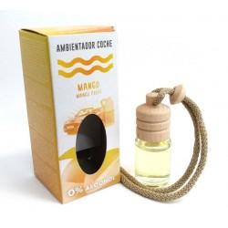 Ambientador para coche Perfume Mango Naturmais 7,5 ml