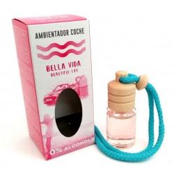 Ambientador para coche Perfume Bella Vida Naturmais 7,5 ml