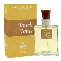 Touch Tatus Femme Eau De Toilette Spray 100 ML