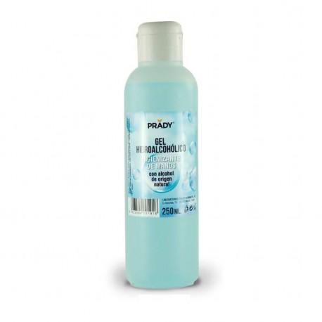 Higienizante de manos Hidroalcohólico Prady 250 ML