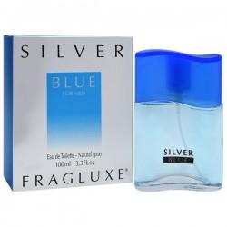 Silver blue Pour Homme Eau de Toiilette Spray 100 ml - Fragluxe