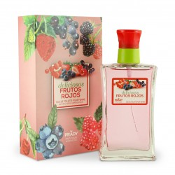 Deliciosos Frutos Rojos Eau de Toilette Spray 100ML - Prady