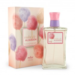 Nube de Algodón Eau de Toilette Spray 100ML - Prady