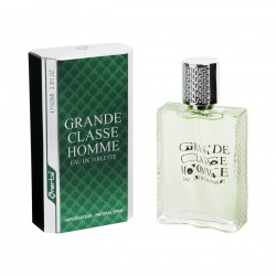 Grande Classe Homme for men Eau de Toilette Spray 100 ML Omerta