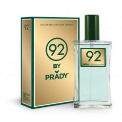 Prady nº 92 Pour Homme Eau De Toilette Spray 100 ML