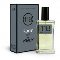 Prady nº 118 Karlin Pour Homme Eau De Toilette Spray 100 ML