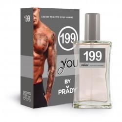 Prady nº 199 Pour Homme Eau De Toilette Spray 100 ML