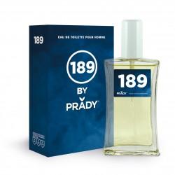 Prady nº 189 Eros Pour Homme Eau De Toilette Spray 100 ML