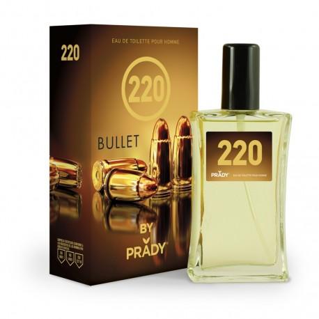 Prady nº 220 Bullet Pour Homme Eau De Toilette Spray 100 ML