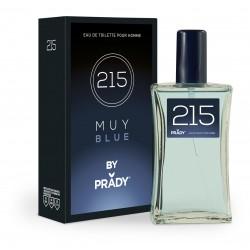 Prady nº 215 Muy Blue Pour Homme Eau De Toilette Spray 100 ML