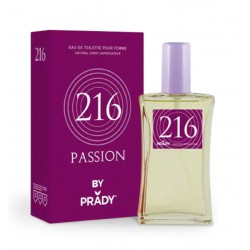 Prady nº 216 Passion Femme Eau De Toilette Spray 100 ML