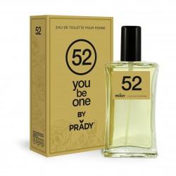 Prady nº 52 You Be One Pour Femme Eau De Toilette Spray 100 ML
