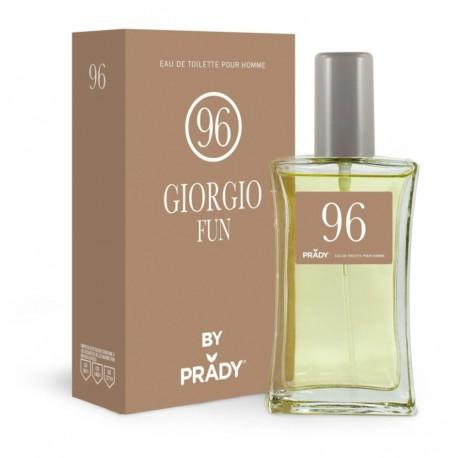 Prady nº 96 Giorgio Fun Homme Eau De Toilette Spray 100 ML