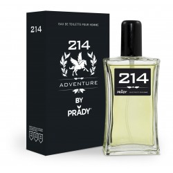 Prady nº 214 Adventure Pour Homme Eau De Toilette Spray 100 ML