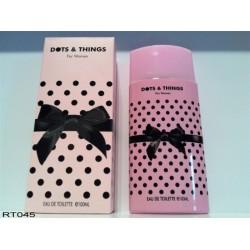 Dots & Things Pink