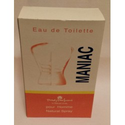 Maniac Homme Eau De Toilette Spray 100 ML