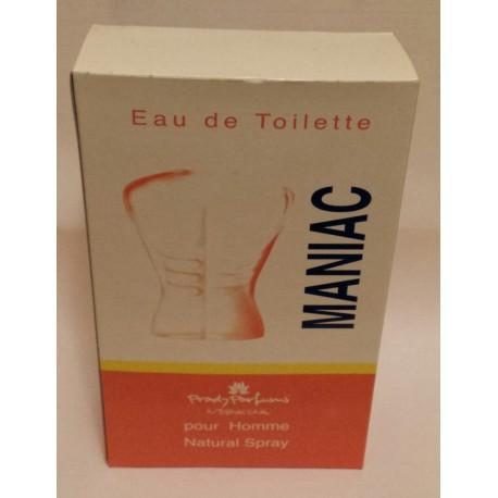 Maniac Homme Eau De Toilette Spray 100 ML