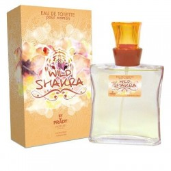 Wild Shakra Eau De Toilette Spray 100 ML