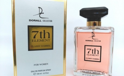 Nuevos perfumes Dorall Collection